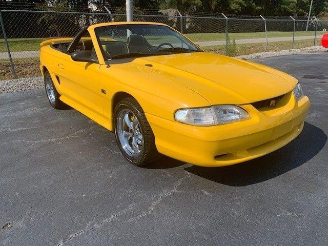 1995 Ford Mustang (CC-1528968) for sale in Greensboro, North Carolina