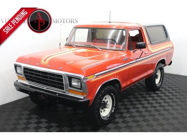 1979 Ford Bronco (CC-1528974) for sale in Statesville, North Carolina
