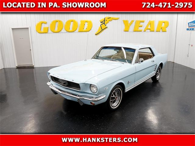 1966 Ford Mustang (CC-1528976) for sale in Homer City, Pennsylvania