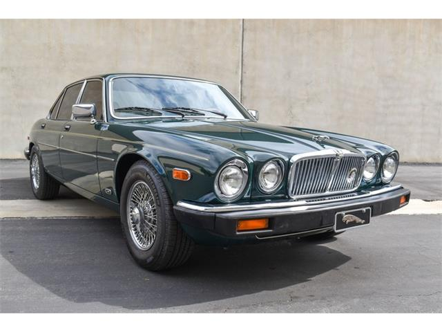 1987 Jaguar XJ6 (CC-1528979) for sale in Costa Mesa, California