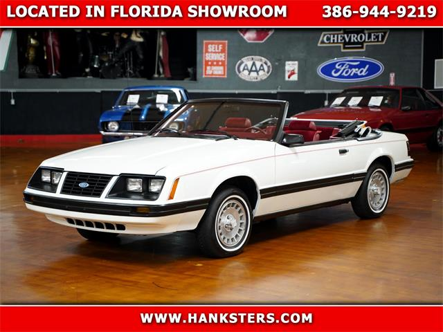 1983 Ford Mustang (CC-1528980) for sale in Homer City, Pennsylvania