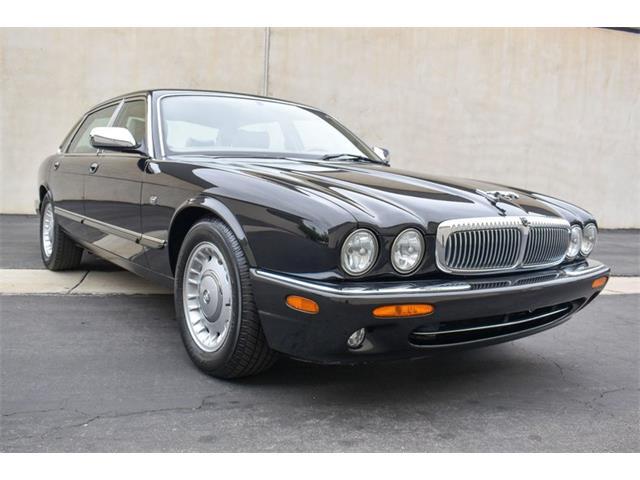 1999 Jaguar XJ (CC-1528982) for sale in Costa Mesa, California
