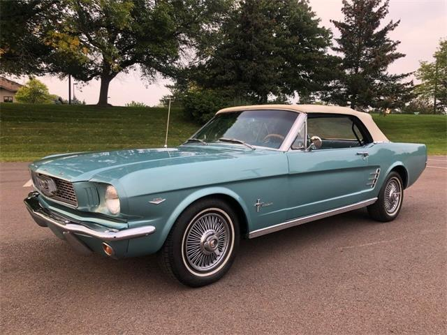 1966 Ford Mustang (CC-1528992) for sale in Hilton, New York