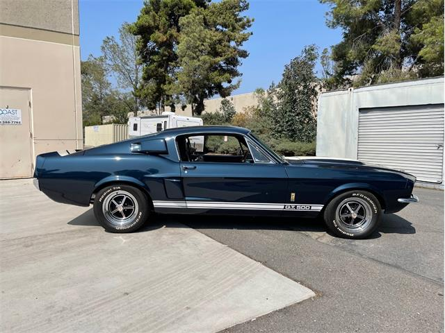 1967 Shelby GT500 (CC-1520009) for sale in Orange, California