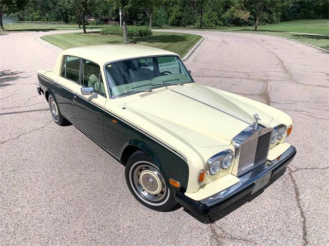 1979 Rolls-Royce Silver Shadow (CC-1529012) for sale in Carey, Illinois