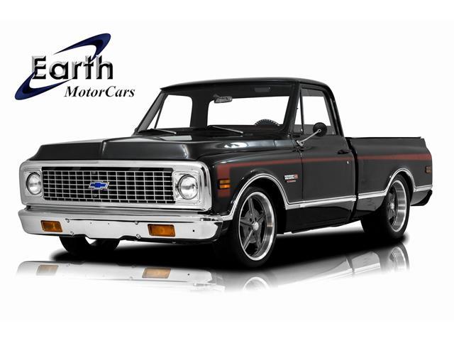 1972 Chevrolet C/K 10 (CC-1529014) for sale in Carrollton, Texas