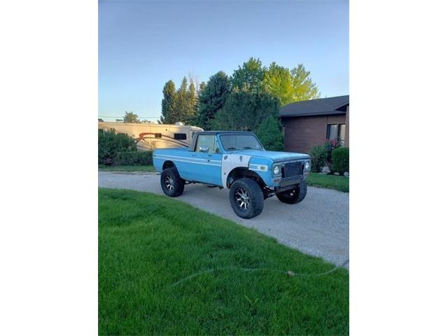 1979 International Scout II (CC-1529018) for sale in Cadillac, Michigan