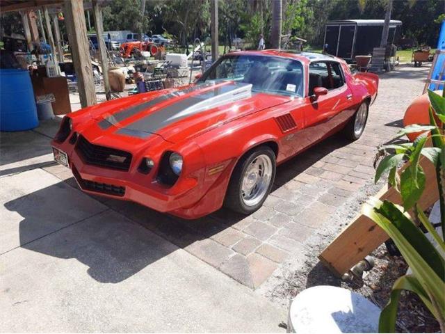 1979 Chevrolet Camaro (CC-1529021) for sale in Cadillac, Michigan
