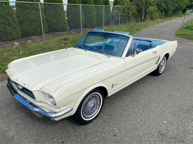 1966 Ford Mustang (CC-1529024) for sale in Milford City, Connecticut