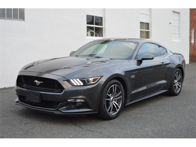 2017 Ford Mustang (CC-1529026) for sale in Springfield, Massachusetts