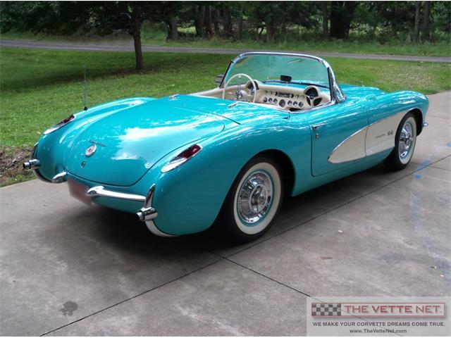 1957 Chevrolet Corvette (CC-1529037) for sale in Sarasota, Florida