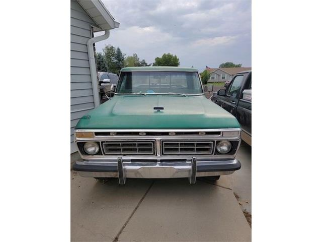 1976 Ford F250 (CC-1529045) for sale in Cadillac, Michigan