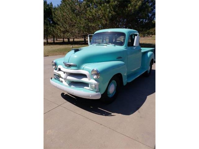 1954 Chevrolet 3100 (CC-1529047) for sale in Cadillac, Michigan