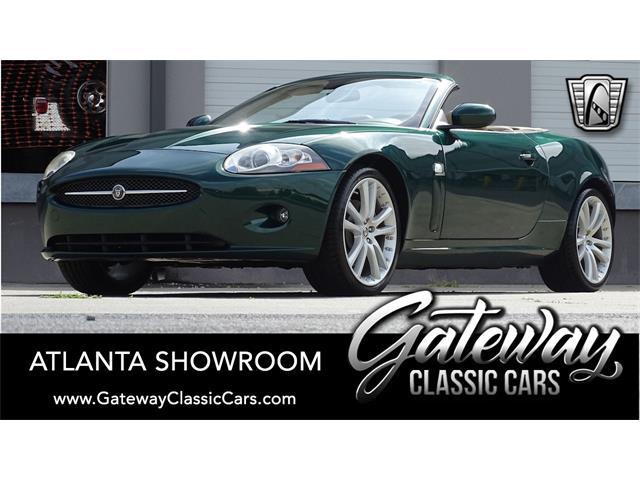 2007 Jaguar XK (CC-1520905) for sale in O'Fallon, Illinois