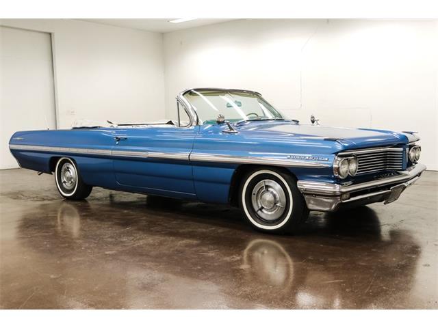 1962 Pontiac Bonneville (CC-1529053) for sale in Sherman, Texas