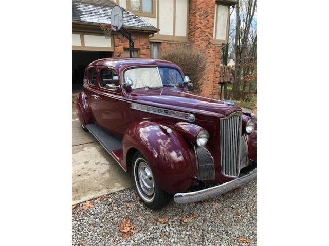 1940 Packard Sedan (CC-1529054) for sale in Cadillac, Michigan