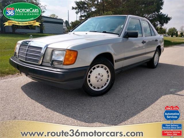 1987 Mercedes-Benz 300 (CC-1529058) for sale in Dublin, Ohio