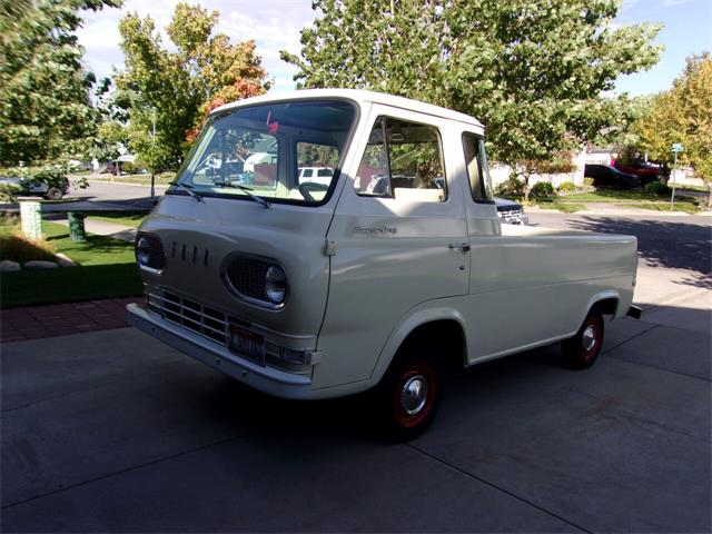 1961 Ford F100 (CC-1529059) for sale in San Luis Obispo, California