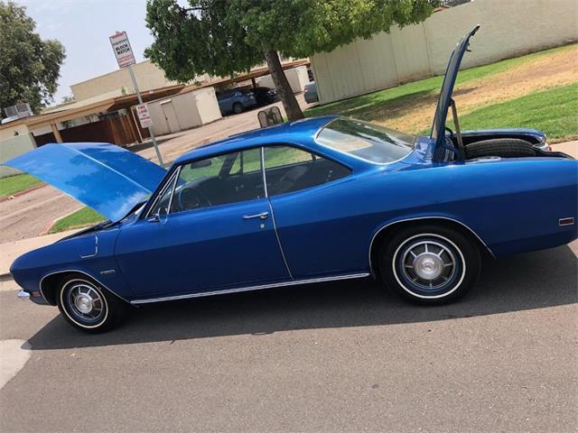 1969 Chevrolet Corvair (CC-1529060) for sale in San Luis Obispo, California