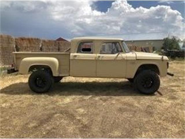 1969 Dodge Power Wagon (CC-1529069) for sale in Cadillac, Michigan