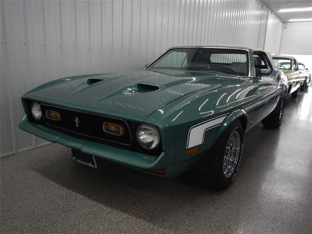 1972 Ford Mustang (CC-1529079) for sale in Celina, Ohio