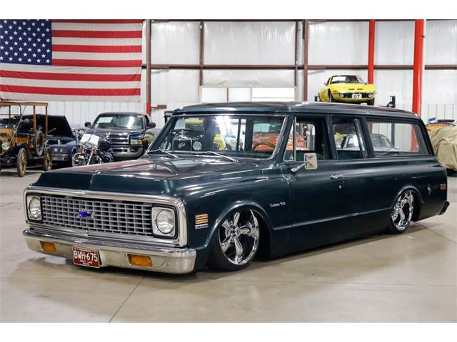 1971 Chevrolet Suburban (CC-1520908) for sale in Kentwood, Michigan