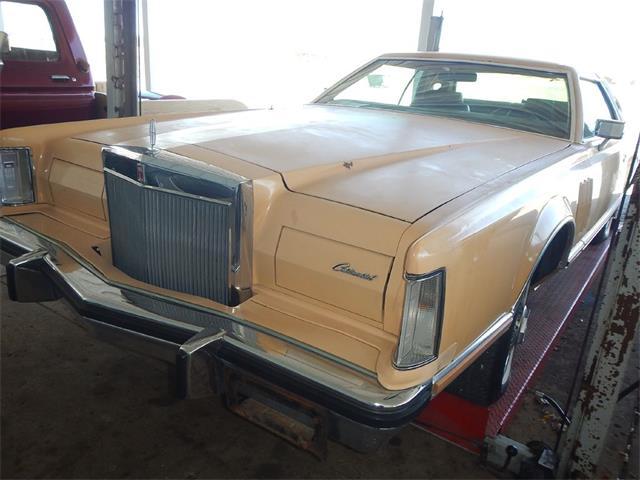 1978 Lincoln Continental (CC-1529080) for sale in Celina, Ohio
