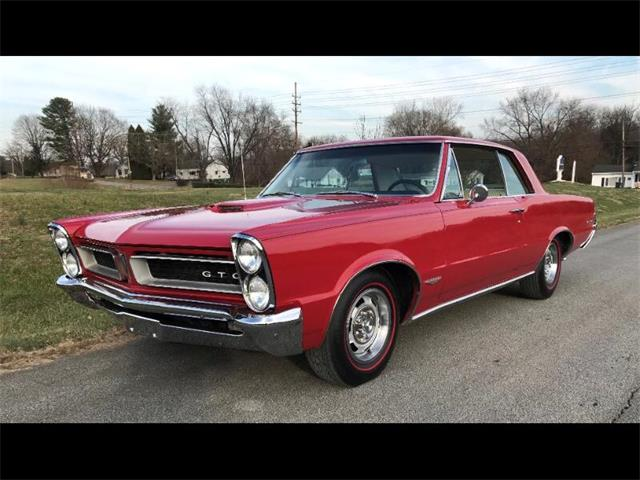 1965 Pontiac GTO (CC-1529095) for sale in Harpers Ferry, West Virginia