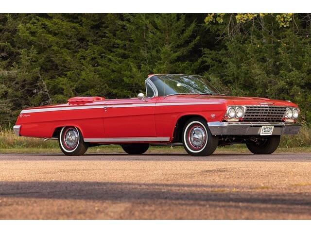 1962 Chevrolet Impala (CC-1529096) for sale in Sioux Falls, South Dakota