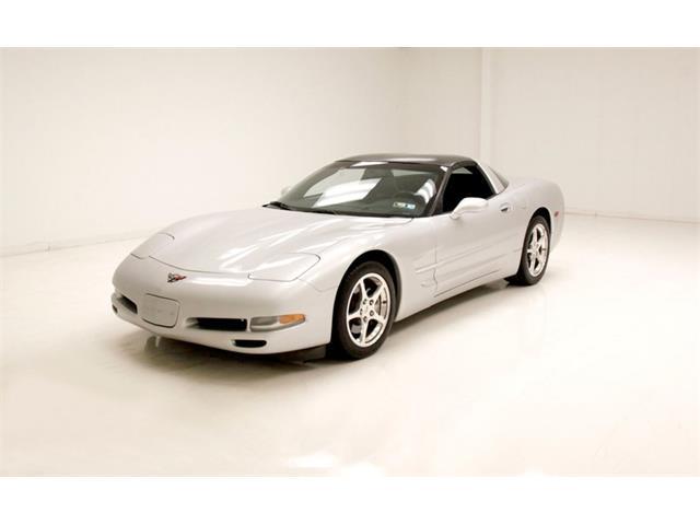2002 Chevrolet Corvette (CC-1520910) for sale in Morgantown, Pennsylvania