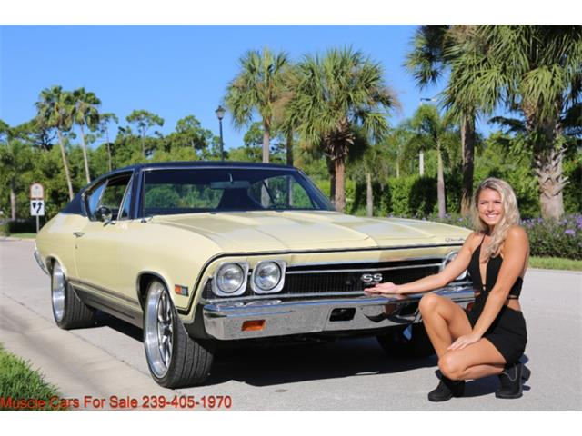 1968 Chevrolet Chevelle SS (CC-1529113) for sale in Fort Myers, Florida