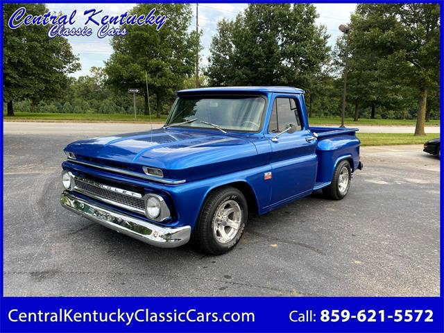 1966 Chevrolet C10 (CC-1529123) for sale in Paris , Kentucky