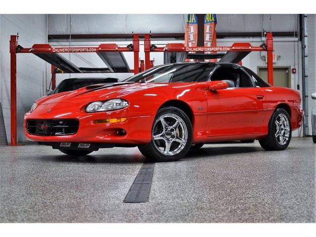 2000 Chevrolet Camaro (CC-1529127) for sale in Plainfield, Illinois