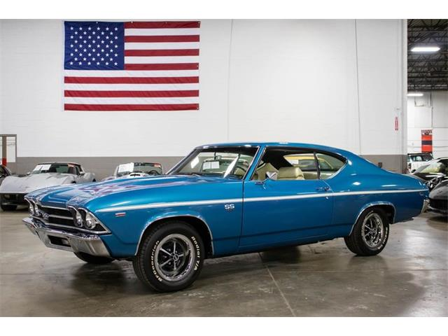 1969 Chevrolet Chevelle (CC-1520913) for sale in Kentwood, Michigan
