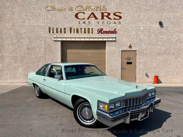1977 Cadillac Coupe DeVille (CC-1529133) for sale in Las Vegas, Nevada