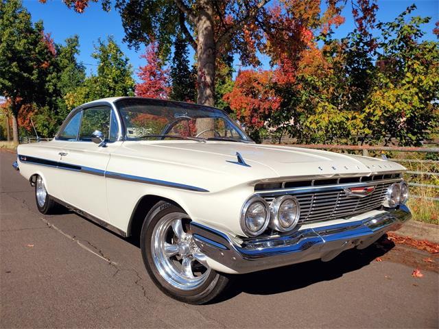 1961 Chevrolet Impala (CC-1529136) for sale in Eugene, Oregon
