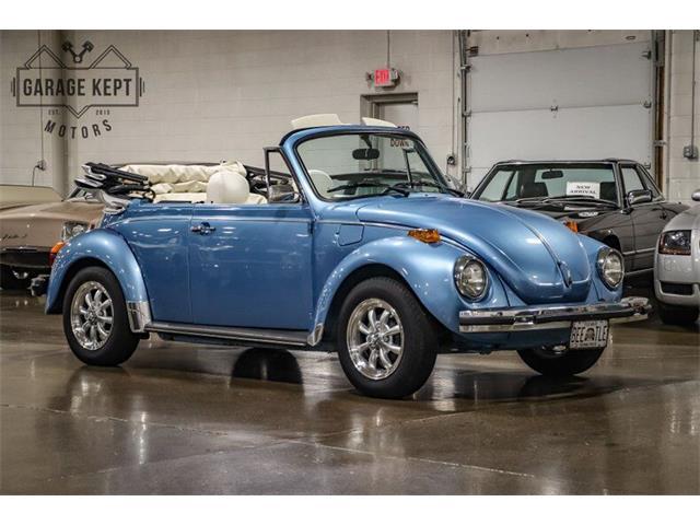 1978 Volkswagen Super Beetle (CC-1529143) for sale in Grand Rapids, Michigan