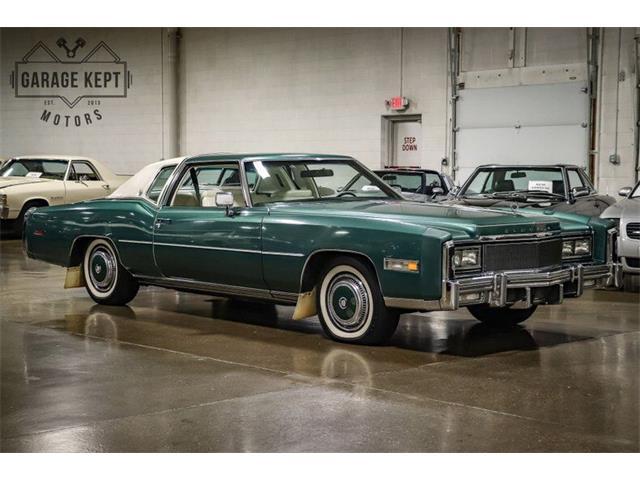 1977 Cadillac Eldorado (CC-1529152) for sale in Grand Rapids, Michigan