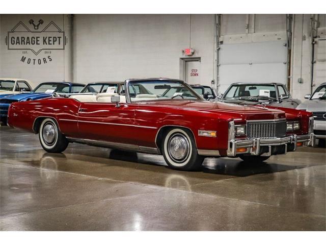 1976 Cadillac Eldorado (CC-1529156) for sale in Grand Rapids, Michigan