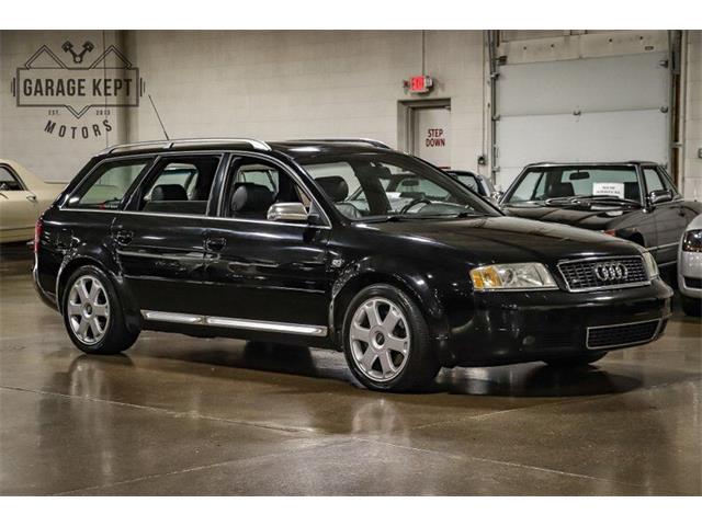 2002 Audi S6 (CC-1529159) for sale in Grand Rapids, Michigan