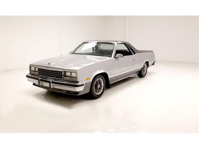 1986 Chevrolet El Camino (CC-1520916) for sale in Morgantown, Pennsylvania