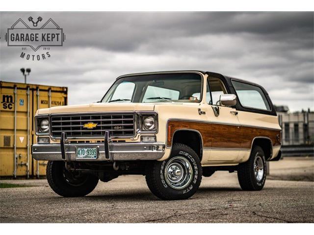 1975 Chevrolet Blazer (CC-1529160) for sale in Grand Rapids, Michigan