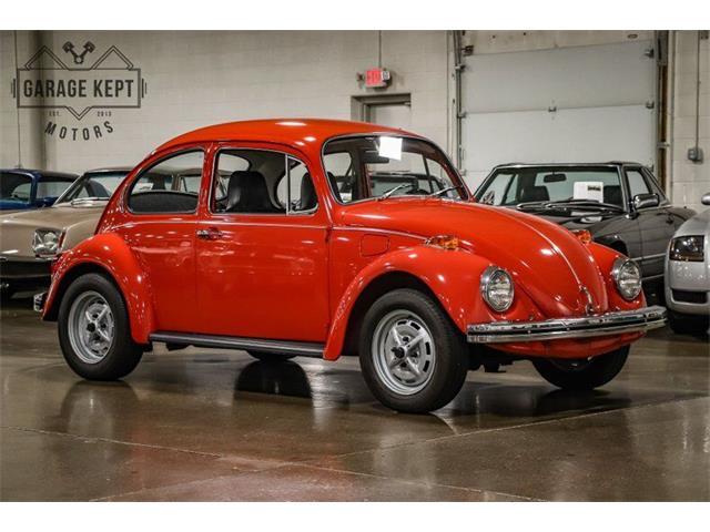 1972 Volkswagen Beetle (CC-1529165) for sale in Grand Rapids, Michigan
