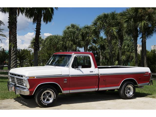 1974 Ford F100 (CC-1529172) for sale in Jacksonville, Florida