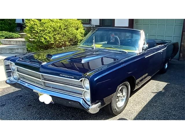 1967 Plymouth Fury III (CC-1529185) for sale in Toms River, New Jersey