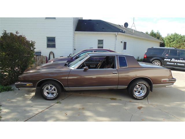 1983 Pontiac Grand Prix (CC-1529188) for sale in Blooming Prairie, Minnesota
