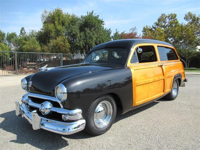 1951 Ford Woody Wagon (CC-1529193) for sale in Simi Valley, California