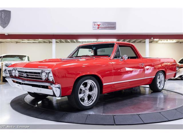 1967 Chevrolet El Camino (CC-1529195) for sale in Rancho Cordova, CA, California
