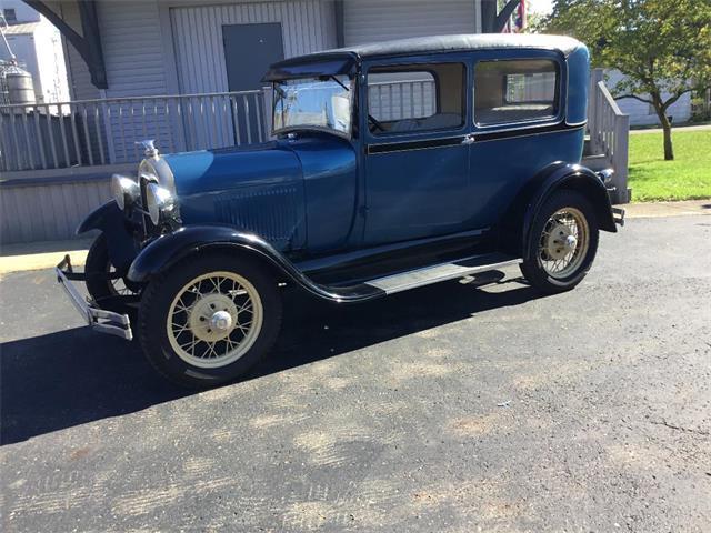 1929 Ford 2-Dr Sedan (CC-1529210) for sale in UTICA, Ohio