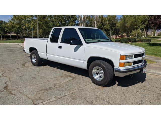 1998 Chevrolet CK1500 (CC-1529211) for sale in Beaumont, California